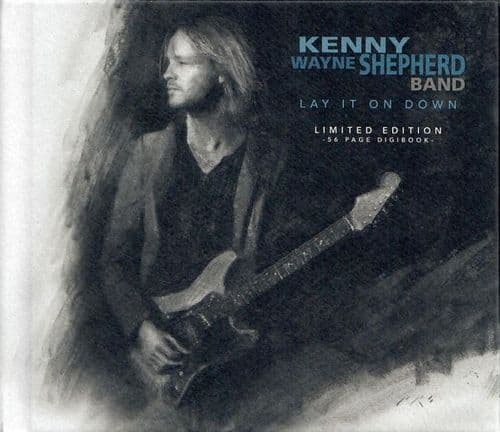 Kenny Wayne Shepherd Band<br>Lay It On Down<br>CD, Ltd, 56